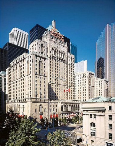 The Fairmont Royal York Hotel
